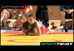1. Berliner schoolgirls Team-Cup im Ringen
