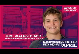 Tom Waldsteiner – Nachwuchssportler des Monats April 2020