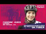 Fabienne Jährig  – Nachwuchssportlerin des Monats Oktober 2020