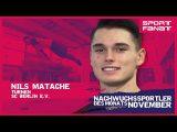 Nils Matache – Nachwuchssportler des Monats November 2020