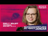 Emily Roloff – Nachwuchssportlerin des Monats Januar 2021
