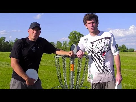 Disc Golf Trickshot Battle