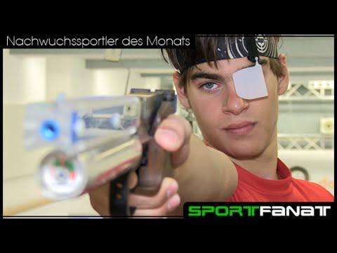Jan Kauffmann – Nachwuchssportler des Monats Juni 2016