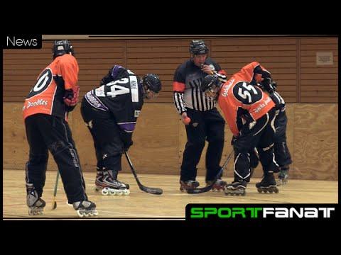 Halloween-Cup im Inline-Skaterhockey