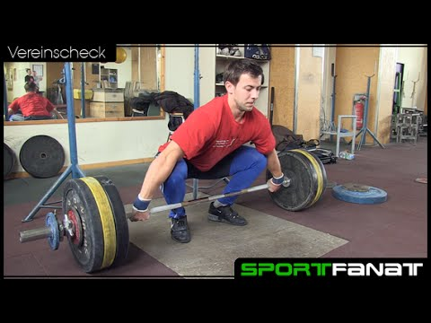 Berliner TSC, Abteilung Gewichtheben