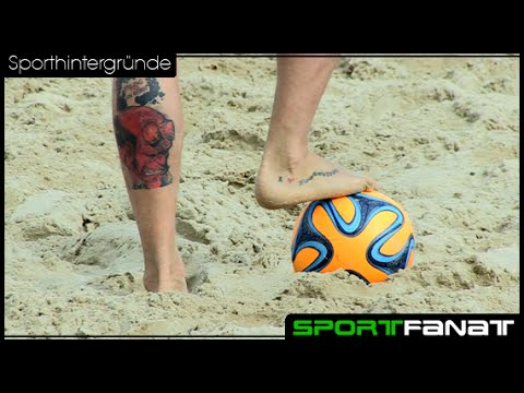 Beachsoccer Bundesliga in Berlin