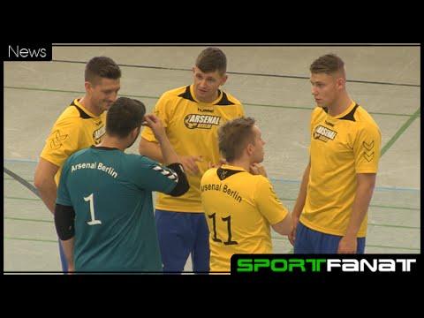Arsenal Berlin beendet Hinrunde mit Sieg