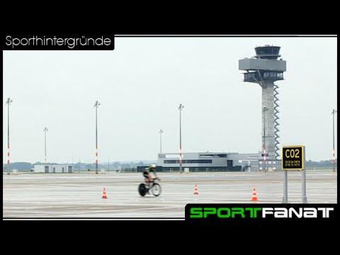 BER: Radsport statt Flugzeug fliegen!
