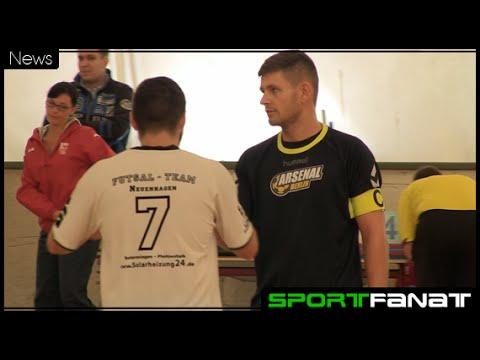 Arsenal Berlin schlägt Neuenhagen in der Regionalliga