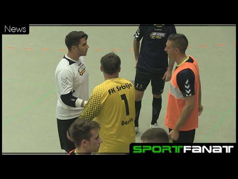 Arsenal Berlin schlägt FK Srbija mit 14:4