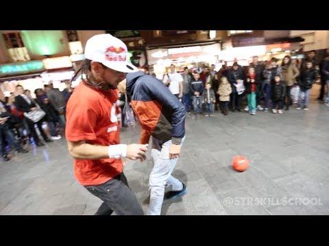 Fussball Zauberkünstler