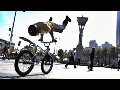 Mit dem Fahrrad durch San Francisco