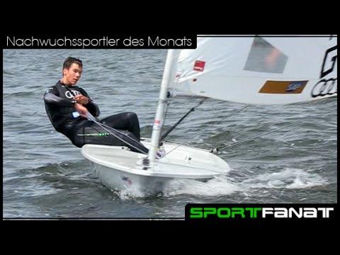 Alexander Ebert – Nachwuchssportler des Monats Juni 2015