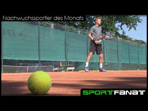 Rudolf Molleker – Nachwuchssportler des Monats Juli 2015