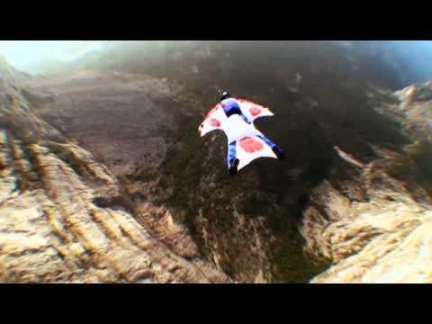 Extreme Wingsuit – Fliegen wie Superman