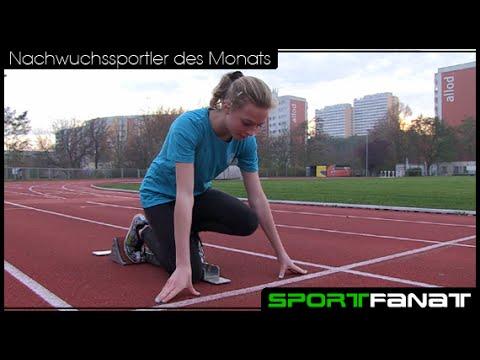 Gisèle Wender – Nachwuchssportler des Monats November 2015