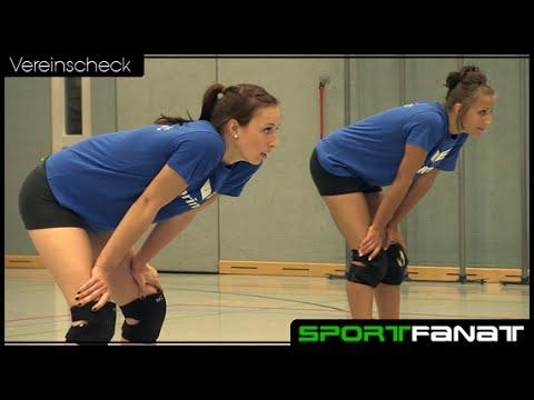 Volleyball beim Marzahner VC