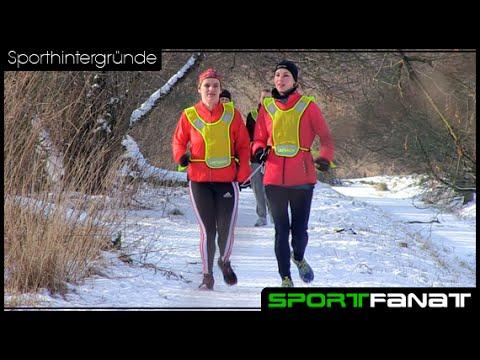 Lauftandem – Laufen trotz Sehbehinderung