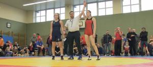 250 Sportler und Sportlerinnen aus 23 Vereinen bei der Offenen Berliner Meisterschaft im Ringen